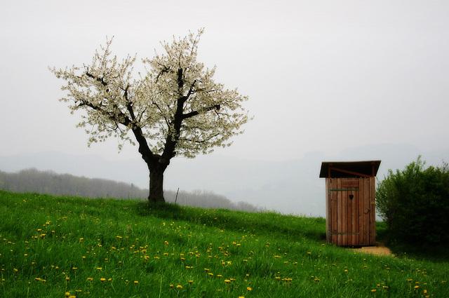 Orte der Ruhe