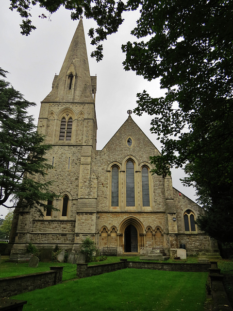 enfield, southgate, christ church, london