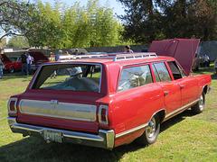 1969 Plymouth Satellite Wagon