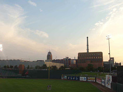Lansing from Right Field