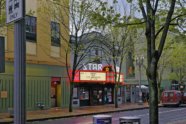 The Star Theater U2013 N.W. 6th Avenue Near West Burnside Street, Portland,  Oregon