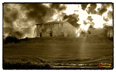 La casa in rovina   --   The ruined house