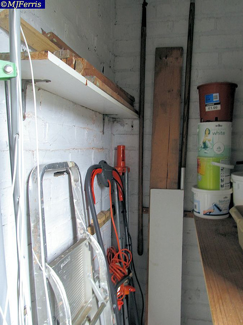 04 tool room tidy up