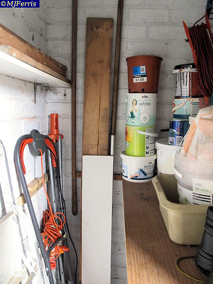 07 tool room tidy up