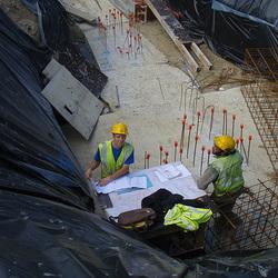 chantier mairie montpellier fondations.