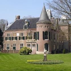 Nederland - Lisse, Kasteel Keukenhof