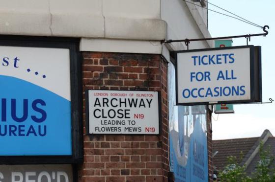 Archway Close N19