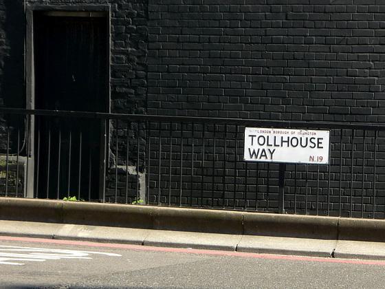 Tollhouse Way N19