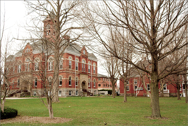 Barry County Courthouse Complex