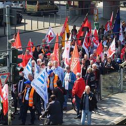 Düsseldorf, 01. Mai 2014, Tag der Arbeit 006