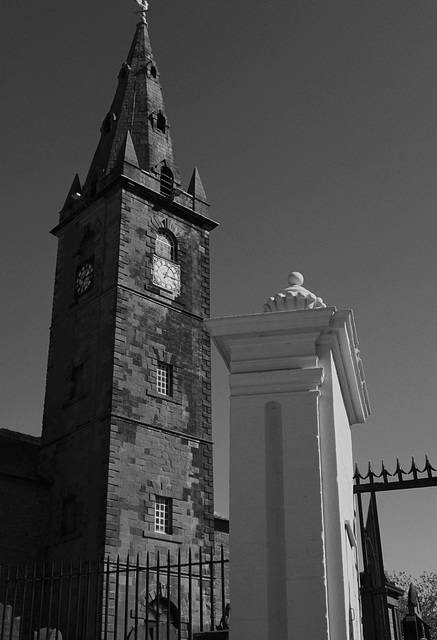 St. Michael's church, Dumfries.