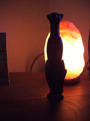 chat déesse bastet