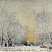 Winter Scene, Liverpool, N.S.