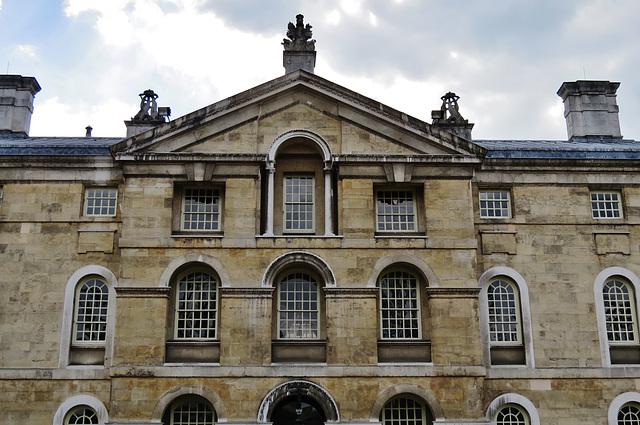 royal naval hospital, greenwich, queen anne block