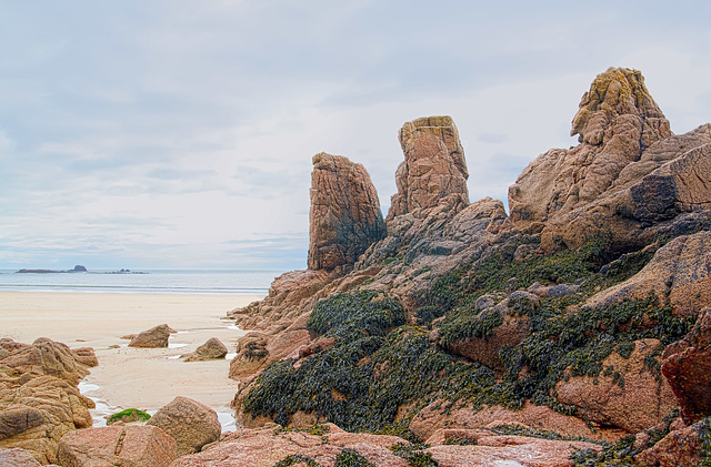 Seaside Rocks (edit 2)