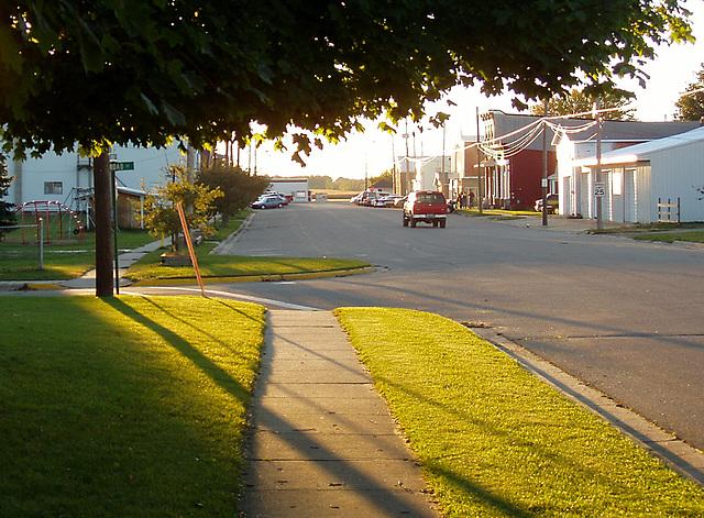 Main Street, Mulliken