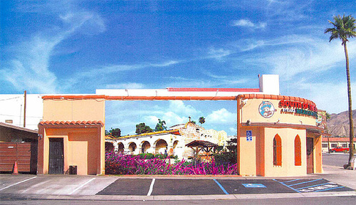 Mural For South Of The Border
