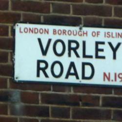 Vorley Road N19