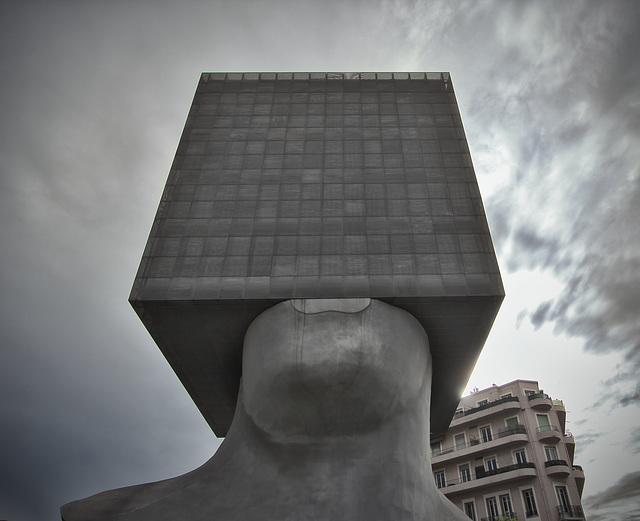 Tête carrée
