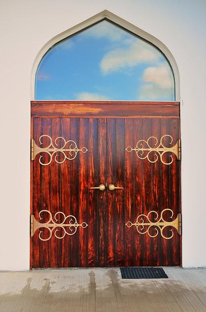 door to the clouds