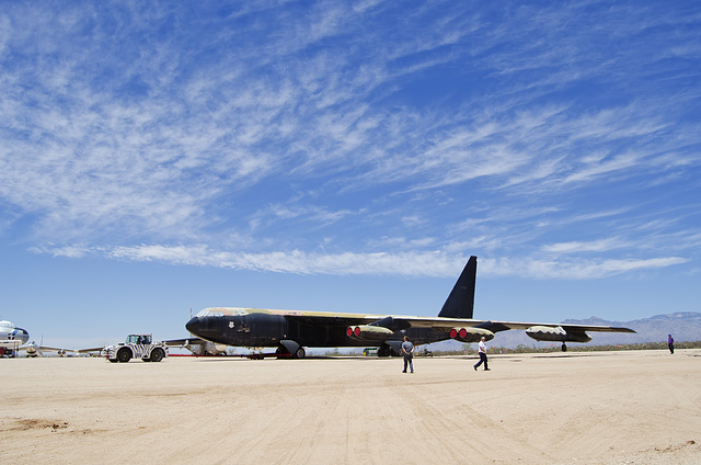 Boeing B-52D Stratofortress 55-0067