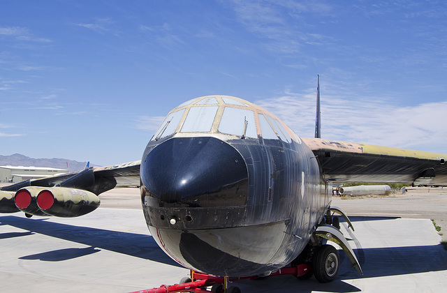 Boeing B-52D Stratofortress 55-0067