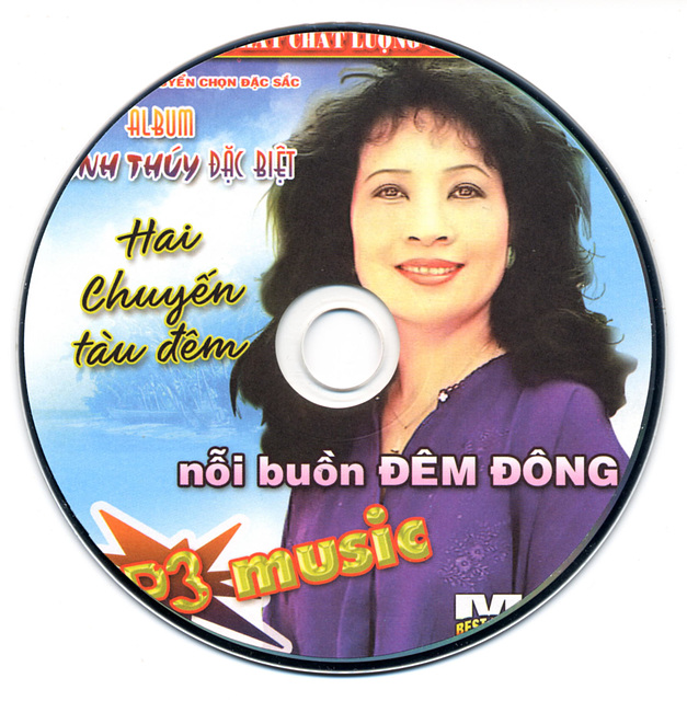 ThanhThuy DacBiet Cover