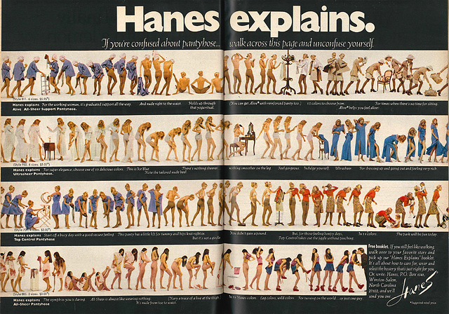 Hanes Explains