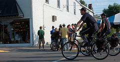 Troopers on Bikes