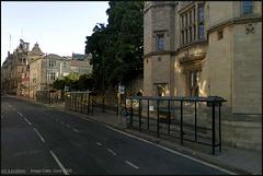 St Aldates bus shelters