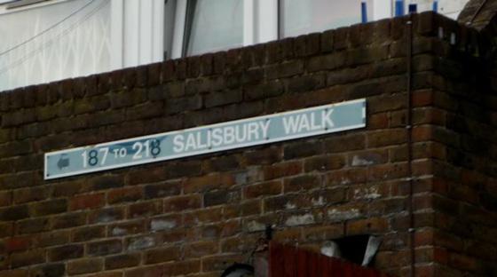 Salisbury Walk