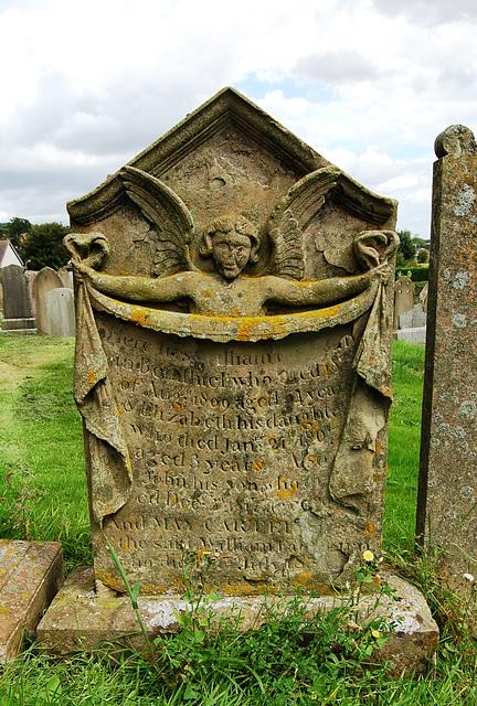Greenlaw Churchyard, Borders, Scotland