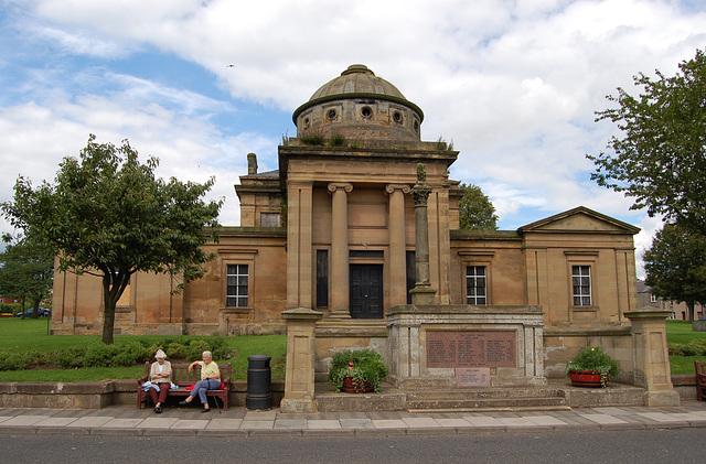 Former Courthouse, Greenlaw, Borders, Scotland