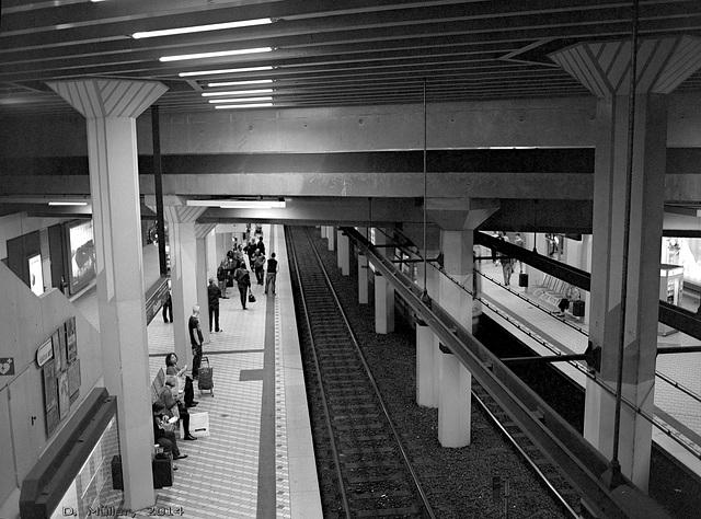 U-Bahn-Station Steintor, Hannover