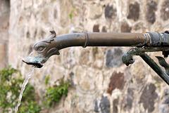 Fontaine à Allègre