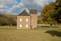 Commendator's House, Melrose, Borders, Scotland