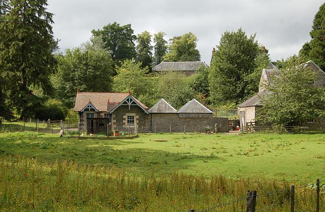 Estate Cottage, Stobo Castle, Borders