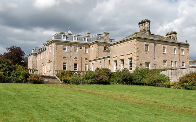 Marchmont House, Borders, Scotland