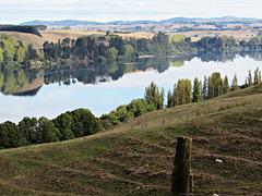 Waikato River Reflections