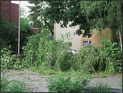 Neuss, 09.06.2014, Unwetter 038