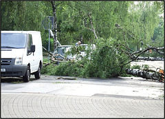 Neuss, 09.06.2014, Unwetter 041