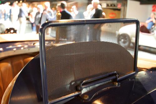 Bugatti Windscreen (4474)