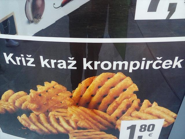 kriz kraz krompircek