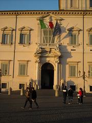 Palazzo del Quirinale...