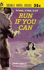 Owen Dudley - Run If You Can