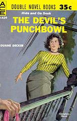 Duane Decker - The Devil's Punchbowl