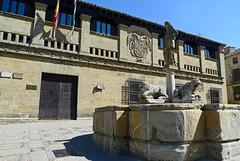 Spain - Baeza, Plaza del Pópulo