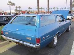 1969 Chevrolet Chevelle Greenbrier Wagon