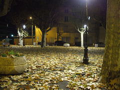 Villefranche sur Saône - place d'Oran