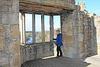 Ginger at Barnard Castle